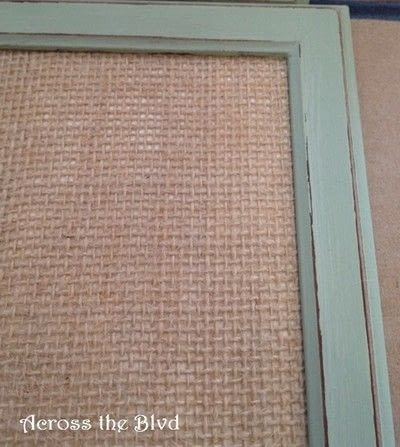 How to make a frame / photo holder. Quick Change Photo Frames - Step 5
