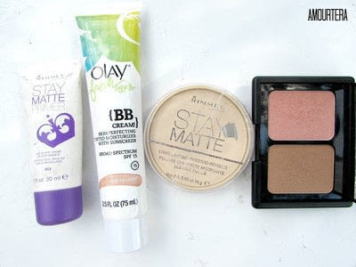 How to create a makeup look. Summer Makeup That Gets Better With Time - Step 1