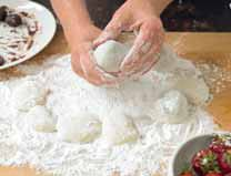How to bake a mochi. Mochi Dumplings With Strawberries And Red Bean Paste - Step 9