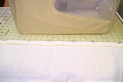 How to make a pet accessory. Campervan Cat Carrier - Step 6