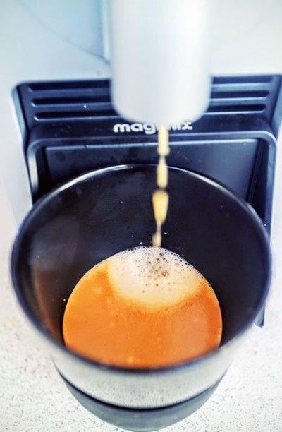 How to mix an Espresso Martini. Nespresso Martini - Step 1