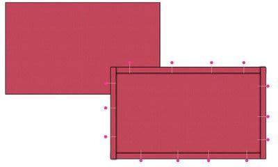 How to make a toolbelt. Crafty Toolbelt - Step 2