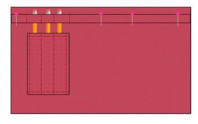 How to make a toolbelt. Crafty Toolbelt - Step 11