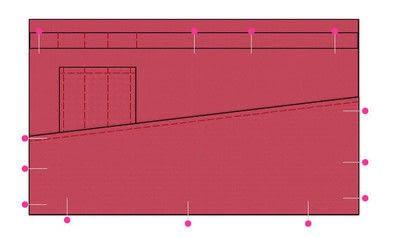 How to make a toolbelt. Crafty Toolbelt - Step 13