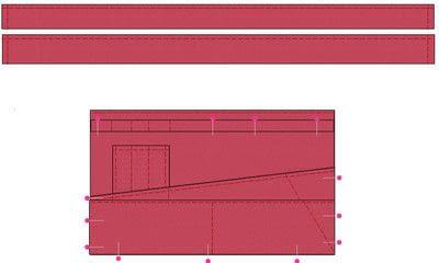 How to make a toolbelt. Crafty Toolbelt - Step 18
