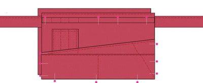 How to make a toolbelt. Crafty Toolbelt - Step 19