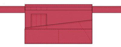 How to make a toolbelt. Crafty Toolbelt - Step 20