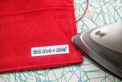 How to make a toolbelt. Crafty Toolbelt - Step 21