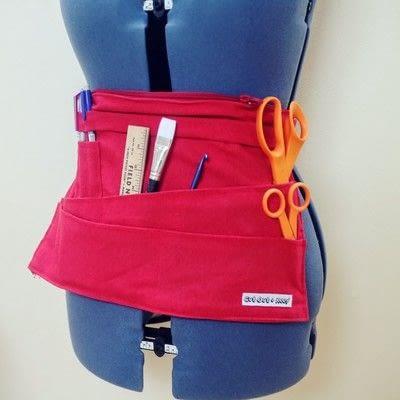 How to make a toolbelt. Crafty Toolbelt - Step 22