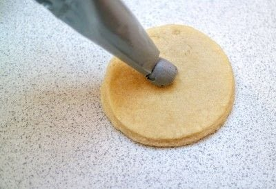 How to bake a sugar cookie. Lacey Cookies - Step 5