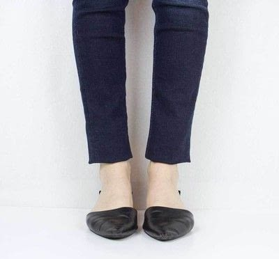 How to sew a pair of skinny jeans. Two No Sew Ways To Hem Jeans - Step 2