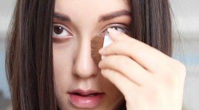 How to create a natural eye makeup. Cara Delevigne Natural Bronze Makeup Tutorial  - Step 6
