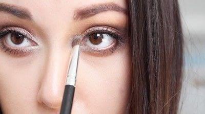How to create a natural eye makeup. Cara Delevigne Natural Bronze Makeup Tutorial  - Step 12