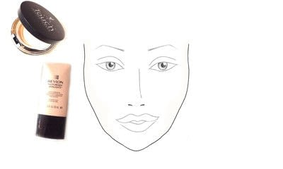 How to create a natural eye makeup. Drew Barrymore Makeover - Step 2