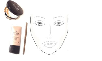 How to create a natural eye makeup. Drew Barrymore Makeover - Step 3
