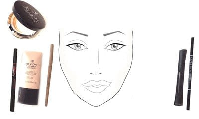 How to create a natural eye makeup. Drew Barrymore Makeover - Step 6