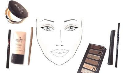 How to create a natural eye makeup. Drew Barrymore Makeover - Step 7