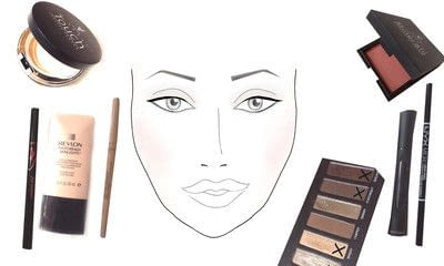 How to create a natural eye makeup. Drew Barrymore Makeover - Step 8