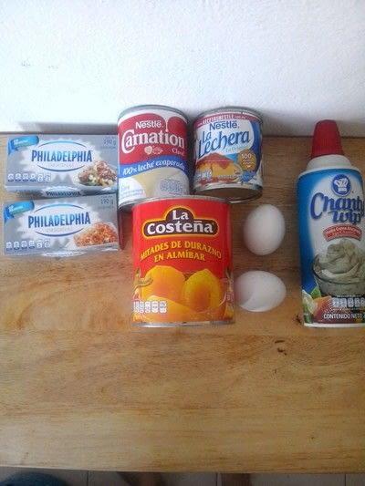 How to bake a cream pie. Peaches And Cream Pie - Step 1