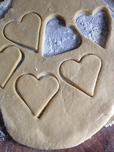 How to bake shortbread. Simple 'shortbread' - Step 5