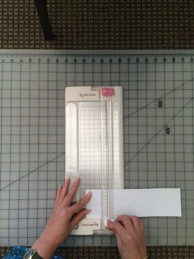 How to make a notebook journal. How To Make A Recycled Paper Pad With Shelf Life Art & Supply Co.! - Step 4