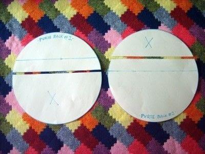 How to make a novetly bag. Novelty Purse  - Step 5