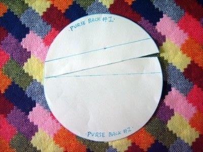 How to make a novetly bag. Novelty Purse  - Step 6