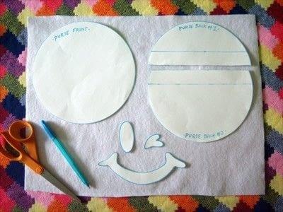 How to make a novetly bag. Novelty Purse  - Step 7