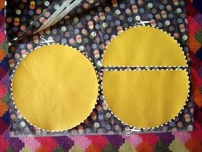 How to make a novetly bag. Novelty Purse  - Step 8