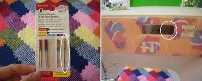 How to make a novetly bag. Novelty Purse  - Step 11