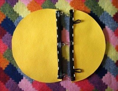 How to make a novetly bag. Novelty Purse  - Step 15