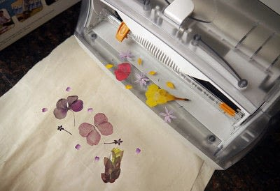 How to make a bookmark. Diy Pressed Flower Laminated Bookmarks - Step 5