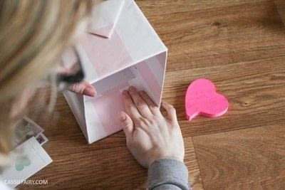 How to make a box. Handmade Gift:  A Box Of Memories - Step 6