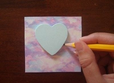 How to make a wooden brooch. Dècoupage Brooches - Step 3