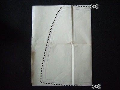 How to make a wrap skirt. Easy Breezy Wrap Skirt - Step 4