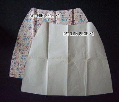How to make a wrap skirt. Easy Breezy Wrap Skirt - Step 5
