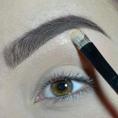 How to makeover an eyebrow. How To Fill In Your Brows!  - Step 6