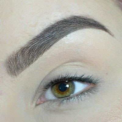 How to makeover an eyebrow. How To Fill In Your Brows!  - Step 7