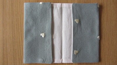 How to make a passport cover. Passport Cover - Step 5