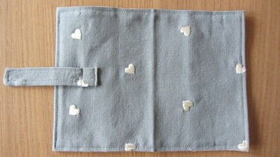 How to make a passport cover. Passport Cover - Step 8