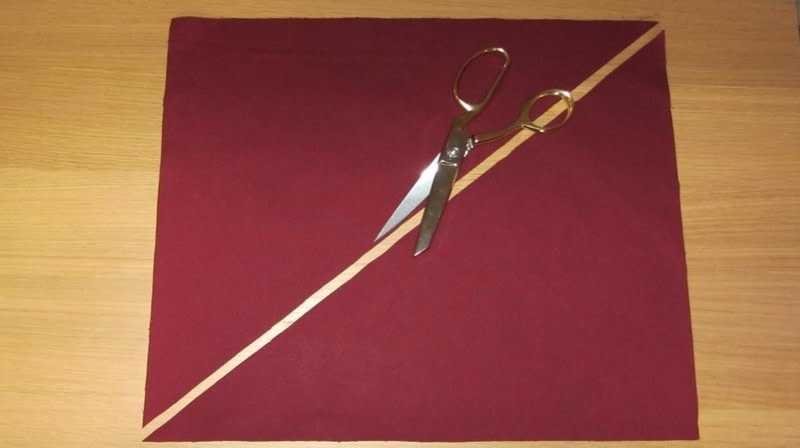 Continuous Loop Bias Binding How To Sew A Binding