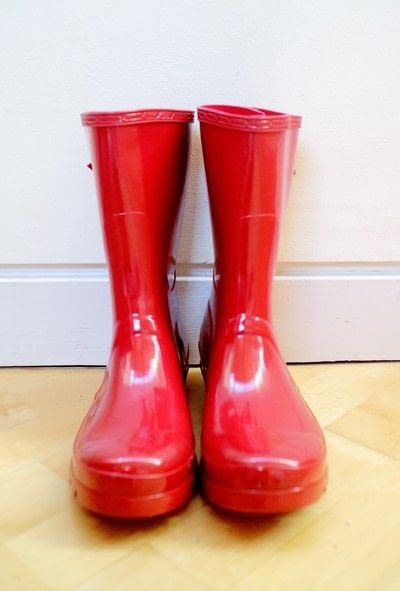 How to make a boot. Cat Wellies - Step 1