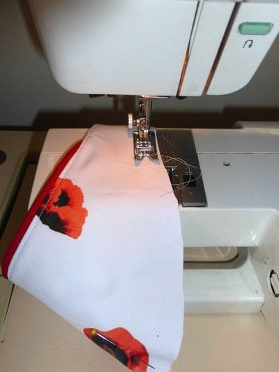 How to sew piping. Piping skills - Step 8