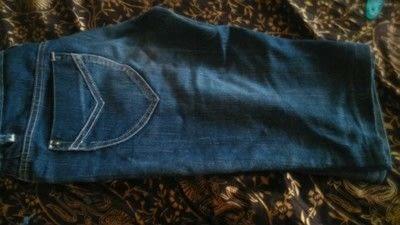 How to make a pair of denim shorts. Diy Rugged Shorts - Step 7