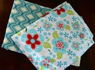 How to make a tablet sleeve. Tablet Tote Bag - Step 1