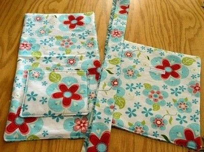 How to make a tablet sleeve. Tablet Tote Bag - Step 7
