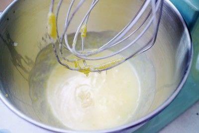 How to bake a bundt cake. Tequila Citrus Cake - Step 5