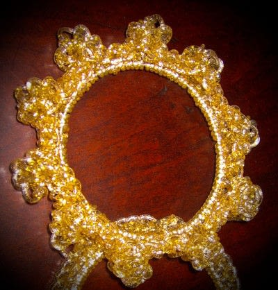 How to make a wrapped bangle. Jelly Bangles - Step 4