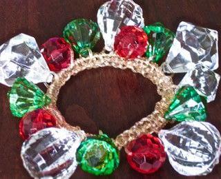 How to make a wrapped bangle. Jelly Bangles - Step 1