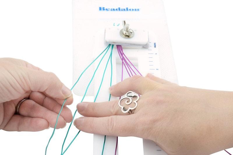 Artistic Wire Braided Cuff Bracelet · How To Make A Cuff · Jewelry ...